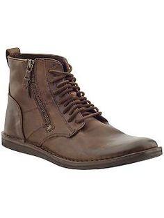 John Varvatos Barrett Side Zip Boot   Piperlime