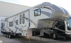 OWN THE #1 FIFTH WHEEL TOY HAULER IN NORTH AMERICA!