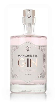 Manchester Gin - Raspberry Infused - Master of Malt