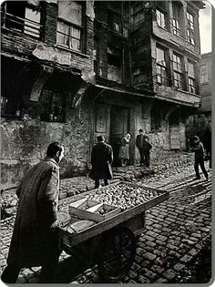 Ara Güler. Zeyrek 1959