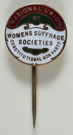 Suffrage Campaigning: National Union of Women's Suffrage