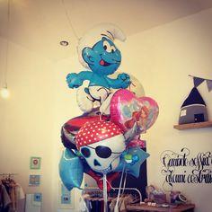 I love balloons.Il mulino a vento animazione!!!