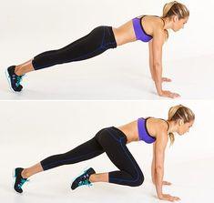 Behöver du gå ner i vikt, bli av med magfettet och få ett smalare midjemått? Oavsett om du bara vill tappa några trivselkilon eller om du behöver så har vi samlat allt du behöver här! Rivstarta din viktnedgång på mabra.com. Mountain Climber Exercise, Mountain Climbers, Plank Workout, Health Motivation, At Home Workouts, Health Tips, Total Body, Health Fitness, Yoga