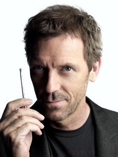 Hugh Laurie Poster Thermometer Dr House 24inx36in