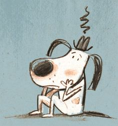 disillusioned dog by Fred Blunt, via Flickr