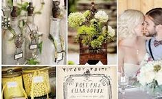 creative wedding ideas on a budget - Google Search