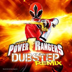"""""""Power Rangers Dubstep Remix"""" will be available on iTunes Tuesday, October 23rd! Power Rangers Dubstep music video: www.youtube.com/... Power Rangers Samurai, Dubstep, Itunes, Tuesday, Music Videos, October, Superhero, Youtube, Fictional Characters"""