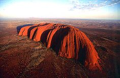 Uluru - We've never burned witches nor kept slaves. We apologised to the indigenous inhabitants, returned their traditional lands to them & have been working hard to make amends for past wrongs. Aboriginal culture is deeply respected and celebrated; their languages are taught in schools.