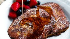 You're going to want this easy peanut butter French toast for breakfast, brunch and dessert. Maybe even dinner...