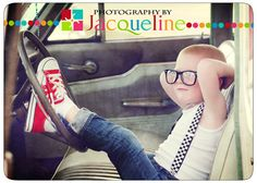 Inspire: Retro Session by Photography by Jacqueline on http://inspiremebaby.com