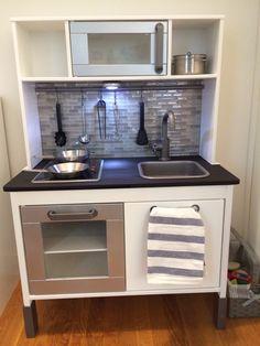 diy ikea duktig kinderzimmer k che diy kinderzimmer und k che. Black Bedroom Furniture Sets. Home Design Ideas
