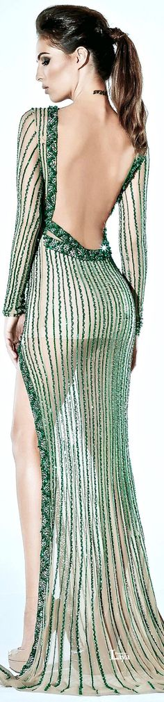 CHARBEL ZOE S/S 2016 COUTURE