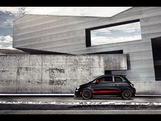 Fiat 500 Abarth Wallpaper 3