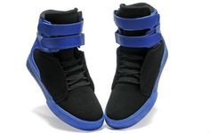 Supra TK Society Womens Shoes Black Blue For Sale