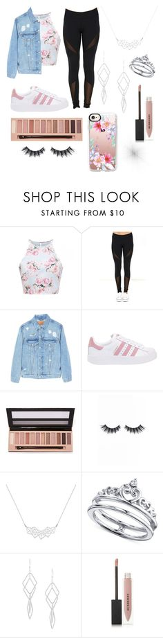 """""""Flowers"""" by moriah-fashion ❤ liked on Polyvore featuring Dance & Marvel, MANGO MAN, adidas Originals, L.A. Girl, Violet Voss, A Weathered Penny, Unwritten, Lord & Taylor, Burberry and Casetify"""