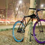 ¿Preocupado por los robos? Crean una bicicleta para olvidarse de los candados