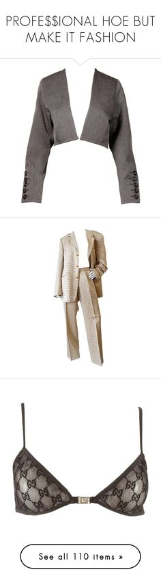 """""""PROFE$$IONAL HOE BUT MAKE IT FASHION"""" by shimrant ❤ liked on Polyvore featuring outerwear, jackets, blazer, grey, gray blazer, fleece-lined jackets, grey blazer, blazer jacket, tweed jacket and suits"""