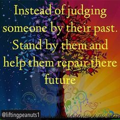 I guess judgment is all you are good for. Too bad for you because we intend to support each other throughout our future. So either sit back quietly or move on with your life either way stay out of ours!