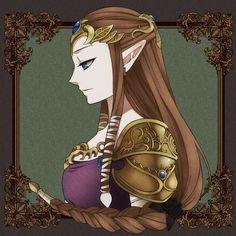 Legend of Zelda - Princess Zelda