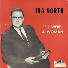 Ira, many of us prefer it if you wouldn't think those thoughts. / Truly Weird Album Cover