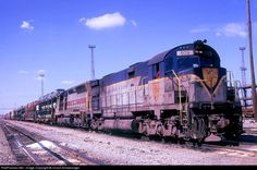 RailPictures.Net Photo: D&H 609 Delaware & Hudson Alco C628 at Buffalo, New York by Chuck Schwesinger