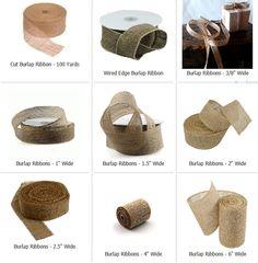 BurlapFabric.com--cheap burlap for all your wedding/crafting/home needs!