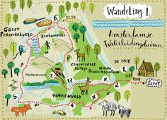 Zes wandelingen in Nederland - Flow Magazine NL #leukmetkids @flowmagazine Places To Travel, Places To Visit, Amsterdam Holland, Free Time, Diy Paper, Netherlands, Travel Inspiration, The Good Place, Beautiful Places