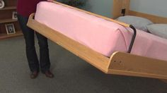 Deluxe Murphy Bed Kit from Create-A-Bed (+playlist)