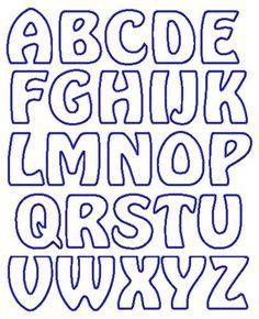 Alphabet applique templates beautiful fl garden alphabet letter graphics hover to zoom Free Printable Alphabet Templates, Alphabet Letter Templates, Stencil Templates, Applique Templates Free, Letter Patterns, Free Letter Stencils, Printable Stencils, Large Alphabet Stencils, Alphabet Quilt