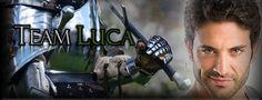 I'm on Team Luca!