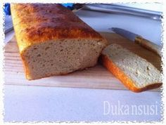 Recetas Dukan - Dukansusi: Pan Dukan Fase Ataque ( Sin salvados ni tolerados)