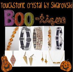 9108e659242f  sparkle  glam  jewelry  accessories  touchstone  crystal  fashion   halloween  Boo-tique