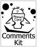 Suggestions for report card comments- for ALL types of learners