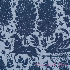 Amy Butler Cameo Folly Zink. Pink Chalk Fabrics.