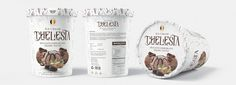 Chelesta Ice Cream (Concept) on Packaging of the World - Creative Package Design Gallery