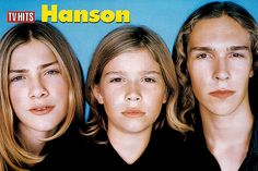 Numerous rough patches in the band's history that have kept Hanson under the mainstream pop culture radar since. Description from musicrediscovery.tumblr.com. I searched for this on bing.com/images
