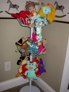 1000 Images About Stuffed Animal Storage On Pinterest