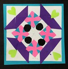 Artsonia Art Gallery - Radial symmetry