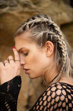 hair rings hair jewellery hair jewerlry hair accessory