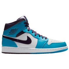 san francisco 3f9ce df612 Charlotte Hornets colorway of the Jordan 1 Jordan Aj 1, Jordan Swag, Jordan  Shoes