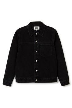 Core Jacket Glory Black weekday.com