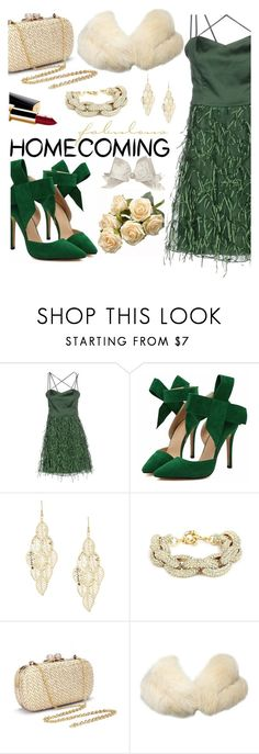 """Homecoming Style"" by mrsjillc ❤ liked on Polyvore featuring Chanel, Joseph Magnin and Homecoming"