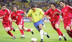 Denilson Brazil x Turkey - World Cup 2002