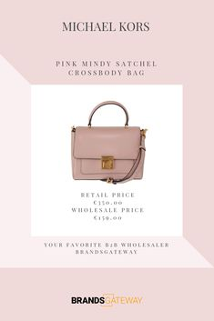 191d1bf767ef49 BrandsGateway · Give Kors, by Michael Kors · Prove your love to your  customers with dreamy pieces this Spring . The greatest gifts are