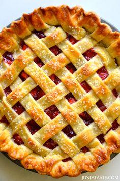 10 Tips for Perfect Homemade Pies from @Sunil Kanderi Mehra a Taste | Kelly Senyei