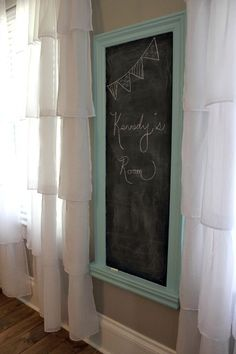 Turquoise and Grey Tween Bedroom: A Before and After! - The Creek Line House