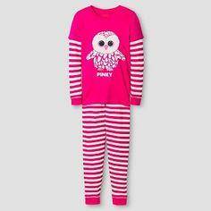 Girls  Beanie Boos Pajama Sets - Pink Ty Beanie Boos a1139f032
