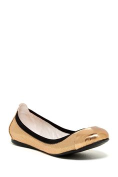 Elisee Ballet Flat by Vince Camuto on @nordstrom_rack . Must have! !