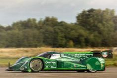 Drayson Racing Technologies - here's what we can look forward to in the next generation of racing cars!
