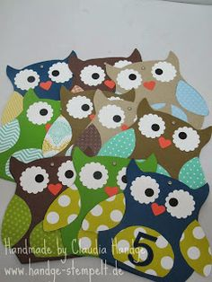 Owl Sewing, Gift Wrapping Paper, Invitation Cards, Birthday Invitations, Birthday Parties, Projects To Try, Kids Rugs, Gifts, Up